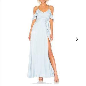 Lovers & Friends Dream Blue Maxi Dress